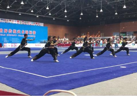 第七届世界传统武术锦标赛在峨眉山市圆满落幕,汕头籍选手获佳绩!