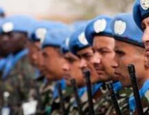 联合国维和部队在刚果(金)遇袭 14名维和军人丧生