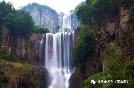 中华第一高瀑——文成百丈漈,你去过吗?