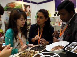 香港举办第九届国际茶展