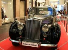 黎巴嫩举办老爷车展