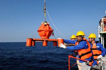 中巴首次北印度洋联合考察全面展开