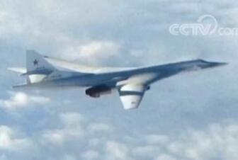 英国国防部:俄轰炸机逼近英领空 英战机拦截
