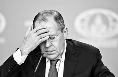 """俄罗斯外长举行年度记者会 批美国""""肆无忌惮"""""""