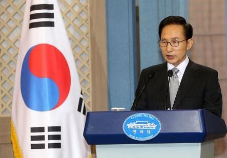 李明博兄长遭韩检方调查 涉嫌收受国情院资金
