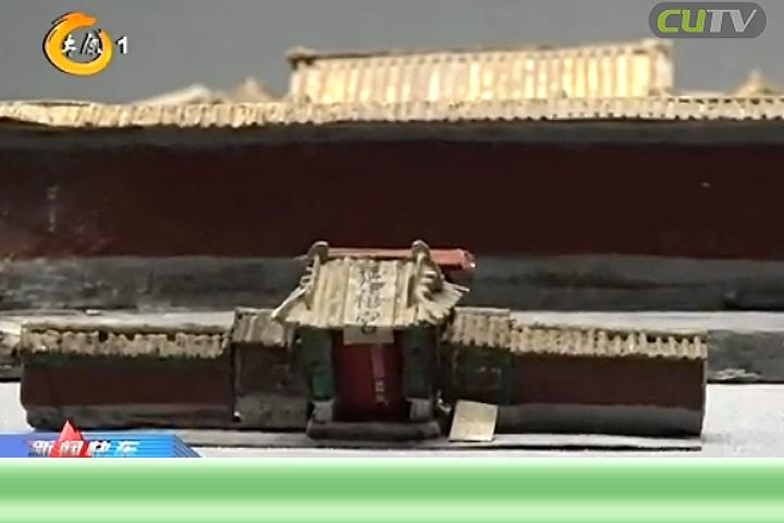 从市博看故宫:中国古建的惊奇烫样