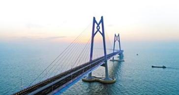 澳门海关:准备就绪 迎接港珠澳大桥通车