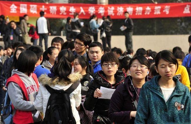 2019年全国硕士研究生招生考试12月22日开考 290万人报考