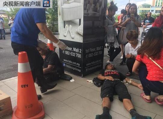 马来西亚商场爆炸致3死41伤 3名遇难者为华裔(组图)