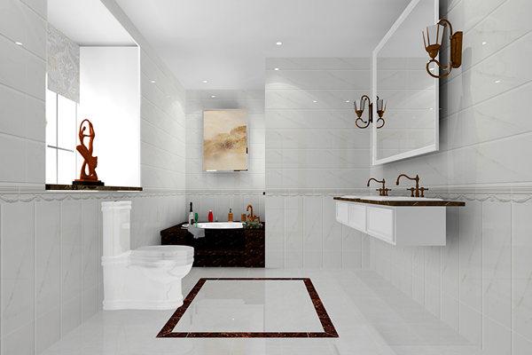 怎样保持瓷砖持久干净呢?