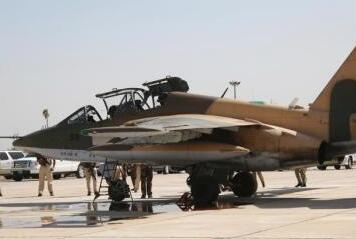 俄罗斯一架苏25战机在叙利亚被击落 飞行员丧生