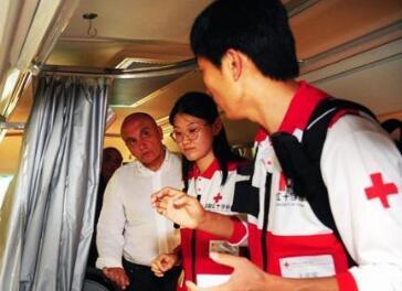 中国红十字会向叙利亚提供医疗援助