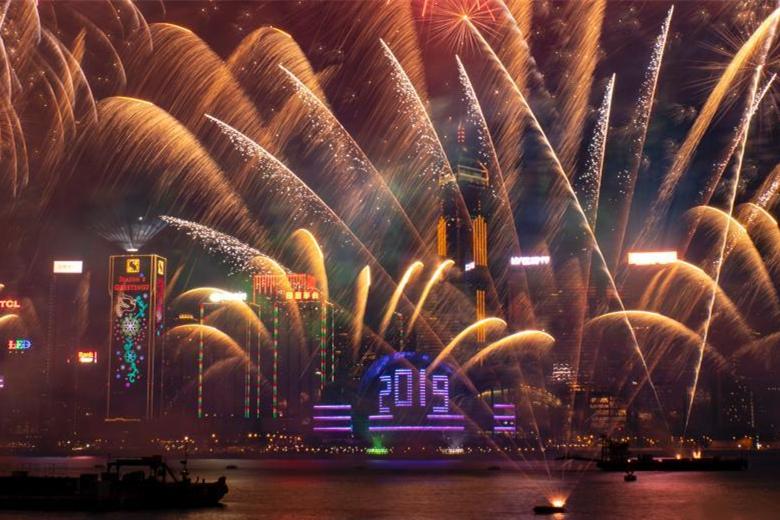 狂欢时刻 带你去世界各地过新年