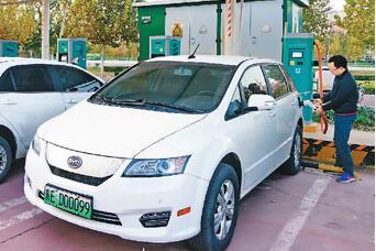 """新能源车,""""一车一桩""""有多远"""