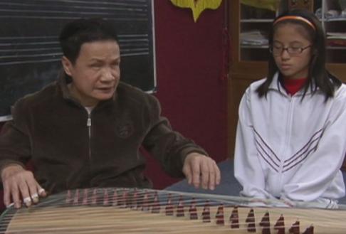 双目失明的他创办了达濠潮乐社,还培养了一群擅长潮乐演奏的00后、10后