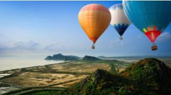 载有中国游客的热气球在澳紧急降落 或有人轻伤