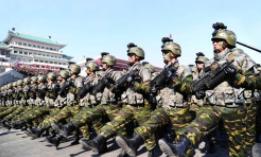 金正恩要求加强军队建设