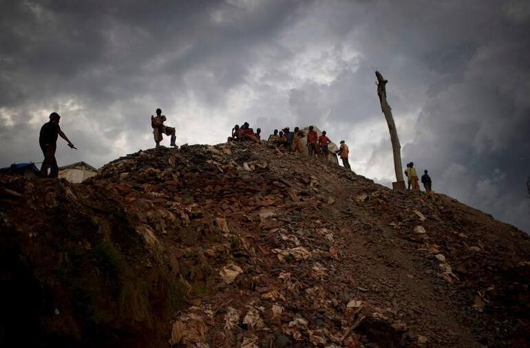 刚果(金)一采矿场遭武装分子袭击 致两名中国人死亡